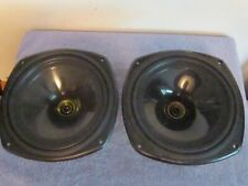 """Tannoy Audiophile 10"""" Coaxial Speakers Model 2025, Beautiful Pair, Excellent"""