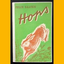 HOPS le lièvre Félix Salten Hans Bertle 1946