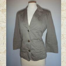 Magnifique veste taupe GERARD DAREL  taille  42 tbe