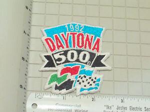 Daytona 500 1992 Patch (#396) *