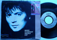 "Fancy / When Guardian Angels Cry / Sentimental Agent 7"" Single Vinyl 1990"