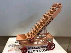 Scratch built Handbuilt Marshall Straw Elevator G & M Originals 1:32 Scale