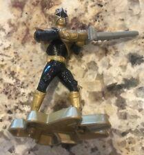 "2012 Gold Ranger 4.25"" McDonalds Super Samurai #7 Action Figure Power Rangers"