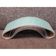 75 Length Brown Cloth Backing 37 Width 37 Width 75 Length VSM Abrasives Co. Medium Grade 80 Grit VSM 9292 Abrasive Belt Pack of 2 Aluminum Oxide