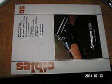 Target magazine # 95 war independance bayet 380 browning 7,62mm machine gun