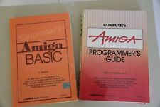 Elementary Amiga Basic & Compute's Amiga Programmer's Guide