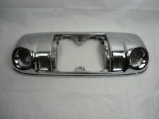 Vintage General Motors Chevy OEM Chrome Interior Dome Light Cover 1695634