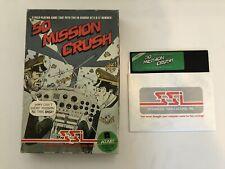 SSi Strategic Simulations - 50 Mission Crush - Atari Boxed Software