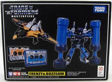 Transformers Takara Masterpiece MP-16 Frenzy & Buzzsaw reissue Brand New