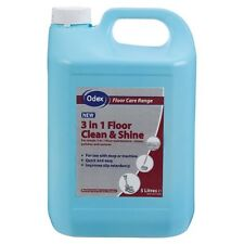 Odex 3 in 1 Floor Clean & Shine 1 x 5 Litres