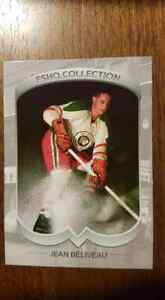 2020 FSHQ COLLECTION #4 ** JEAN BELIVEAU **  QUEBEC ACES