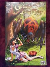 2016 Annual Grimm Fairy Tales Comic Cover B