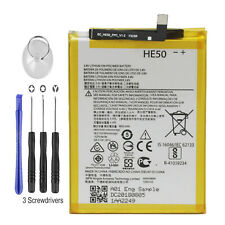 New HE50 Battery Replacement For Motorola Moto E4 Plus XT1770 XT1774 XT1775+Tool