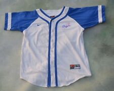 Vintage Nike MLB Los Angeles Dodgers Jersey Size Youth L (16-18).