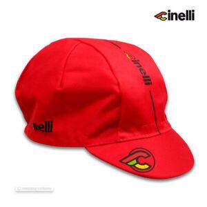 Cinelli Cycling Cap : SUPERCORSA FERRARI RED