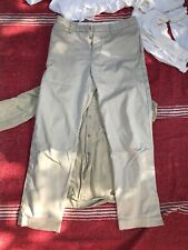 Dockers K-1 Khaki Uniform Chino Ww2 Cramerton Galey&Lord Selvedge Made In Usa