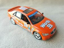 "Kinsmart Lexus IS 300 Race Cup Car Street Fighter 1:36 Diecast Orange Car 5"""