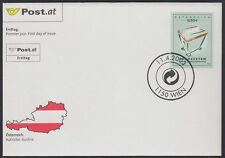 Österreich Austria 2003 FDC Mi.2407 Verpackungsrecycling Packaging [af096]