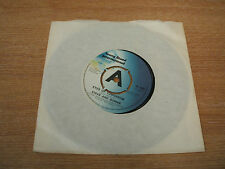 "steve & bonnie eyes of tomorrow 1972 A label promo vinyl 7 "" single mint -"