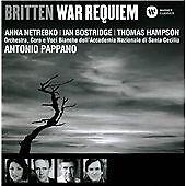 Antonio Pappano -Britten: War Requiem New CD