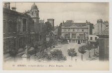 Jersey postcard - Saint Helier - Royal Place - LL 51