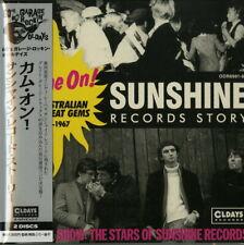 V.A COME ON! SUNSHINE RECORDS STORY 40 AUSTRALIAN JAPAN 2 MINI LP CD C94