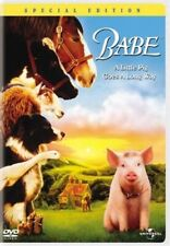 BABE New Sealed DVD Special Edition