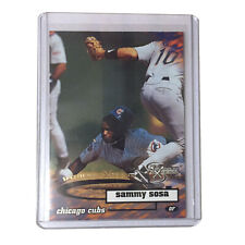 1998 SkyBox Dugout Axcess INSIDE AXCESS Sammy Sosa SP /50 SUPER RARE parallel