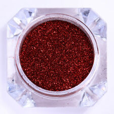 Nail Art Mirror Powder Rose Gold Silver Red Manicure Nail Glitter Chrome Pigment