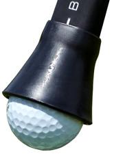 Golf Ball Pick-Up Retriever Putter Grip Sucker Grabber Tool Picker Back Saver .