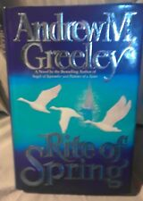 Rite of Spring by Andrew M. Greeley (1988, Hardcover)