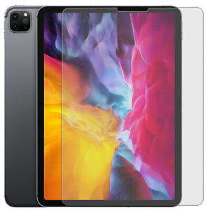 "9H Hartglasfolie Apple iPad Pro 11"" 2020 Tablet Display Schutzglas Full-Cover"