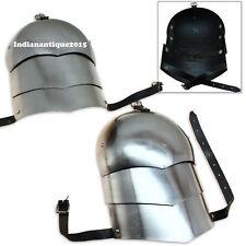 Medieval Pauldron Solder Set Pair Plate Armor Carbon Steel