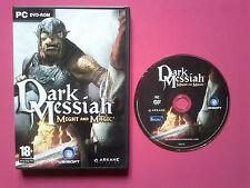 Dark Messiah Might And Magic -- PC --