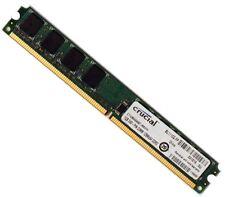 CRUCIAL 1GB DDR2 PC2-5300 667MHz Desktop Memory QUALITY Free Post @SYD Mac & PC