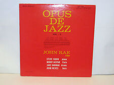 JOHN RAE - Vol. 2 ~ SAVOY 12156 {nm} ** 1961 ** w/STEVE KUHN & Neves ->VERY RARE