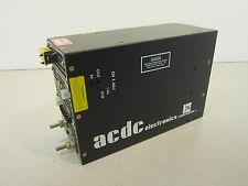 Emerson ACDC Electronics Power Supply 104496-001 Output 750 Watts Appears Unused