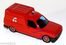 Voiture de pompier RENAULT express rouge SOLIDO fire car auto von Feuerwehrmann