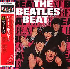BEATLES THE BEATLES BEAT (GERMAN STEREO) CD MINI LP OBI Harrison Lennon sealed