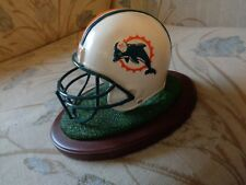 RIDDELL MIAMI DOLPHINS NFL FOOTBALL LIMITED EDITION HELMET MEMORY COMPANY SPORTS