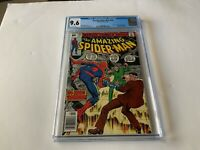 AMAZING SPIDER-MAN 192 CGC 9.6 WHITE PAGES HUMAN FLY MARVEL COMICS