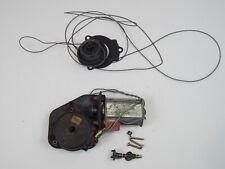 OEM 1975-85 Ferrari 308 SPAL Window Winder Mechanism Assembly Motor 60030509