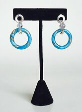 Antica Murrina Bolero--Murano Glass Dangle Earrings