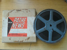 16mm sound 1X400 WEDDING AT YORK. Duke of Kent. Pathe News.