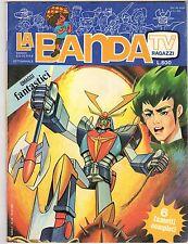 fumetto LA BANDA EDIZIONI EDIERRE ANNO 1980 NUMERO 23