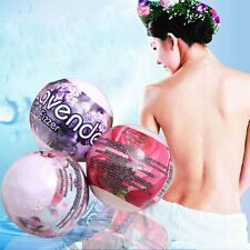 Sea Salt Flower Smell Fizzy Moisturizing Whitening Bath Booms Ball Shape