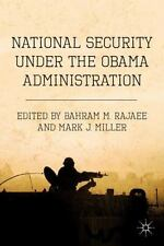 National Security under the Obama Administration (2011, Hardcover)