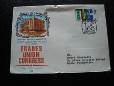 ROYAUME-UNI - enveloppe 1er jour 29/5/1968 (cy17) united kingdom