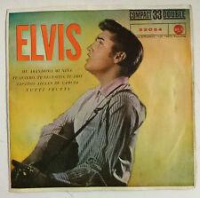 """Elvis Presley Me abandono mi niña  Single 7"""" España original 1961"""
