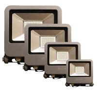 LED Flutlicht Fluter Strahler Außenstrahler 10W 20W 30W 50W Warmweiß Kaltweiß